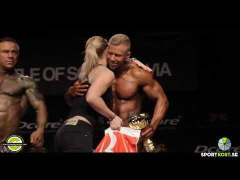 Classic Bodybuilding Battle of Scandinavia (korta och långa)