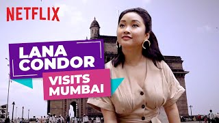 Lana Condor Tries Indian Clothes ft. Masaba Gupta | Netflix India