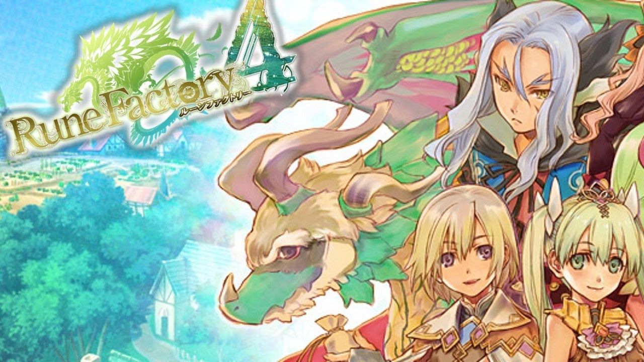 Rune factory 4 dating xiao pai random