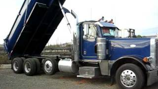 1996 Peterbilt 379 Dump Truck for Sale
