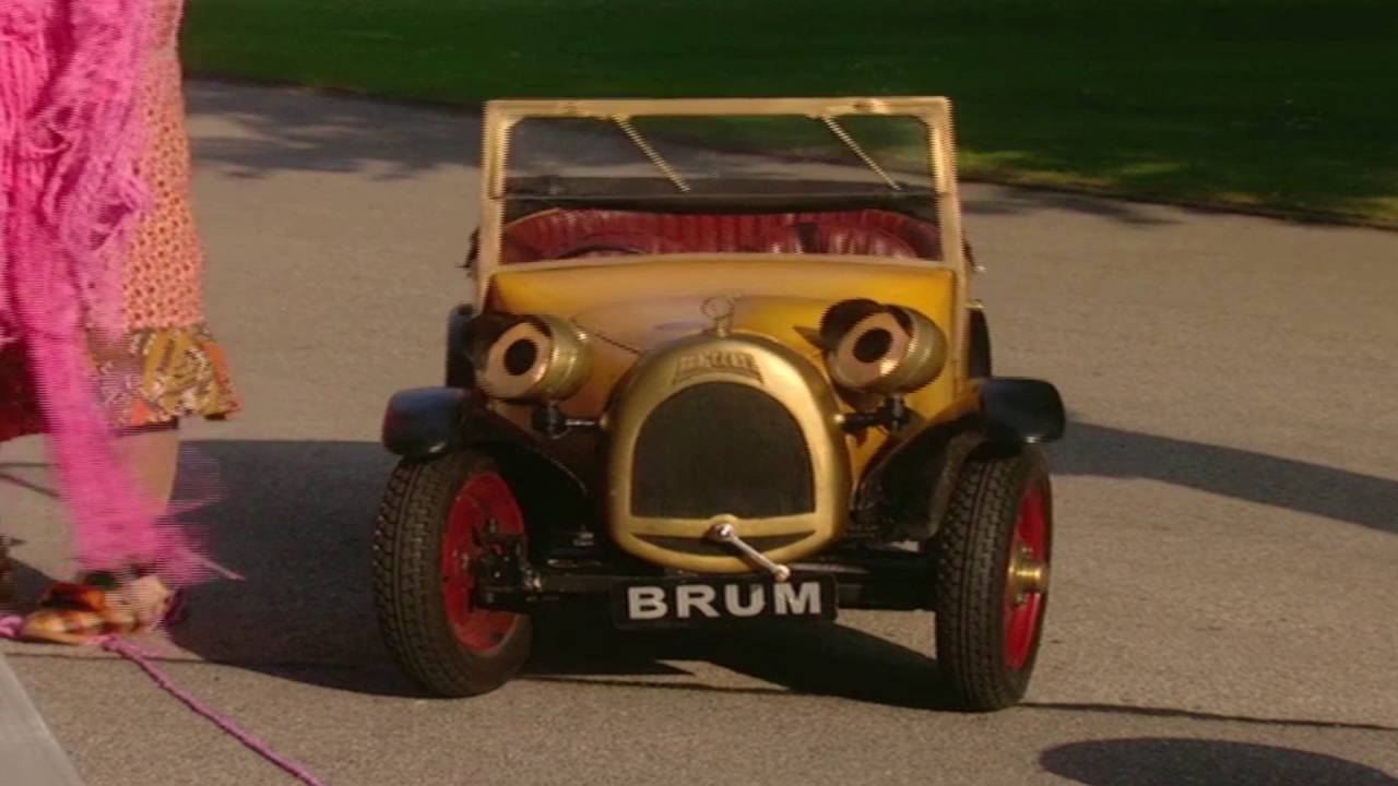 Car For Kids >> Brum 401 | KITTEN | Kids Show Full Episode - YouTube