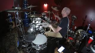 Against Me! - Dead Friend - (Drum Cover)