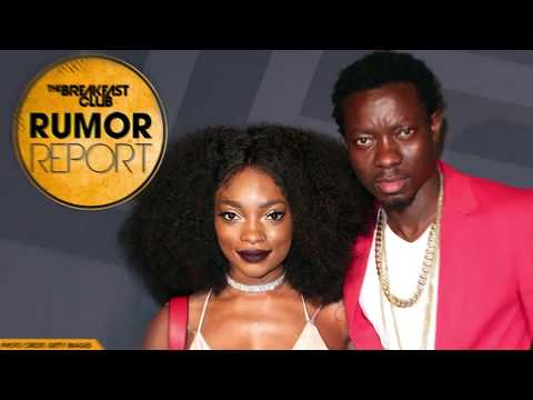Michael Blackson's Ex Puts Him On Blast