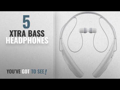 Top 10 Xtra Bass Headphones [2018]: Lg g3 compatible bluetooth headset headphone earphone by Sampi