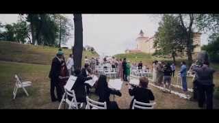 Выездная регистрация брака и свадьба.  Чудесный мох. Свадебное агентство Вернисаж.