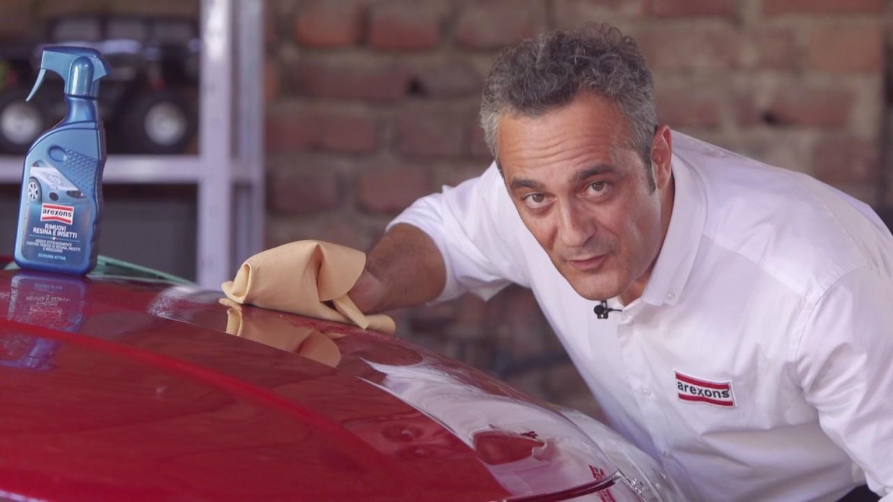 Rimuovere i graffi dalla carrozzeria - Cura Automobile ...