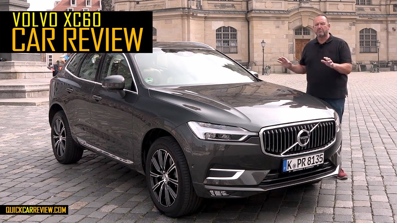 Car Review 2017 Volvo Xc60 Test Drive