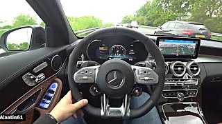 2020 Mercedes C63 AMG S | NEW VLOG  FULL C63 REVIEW Sound Interior Exterior Infotainment