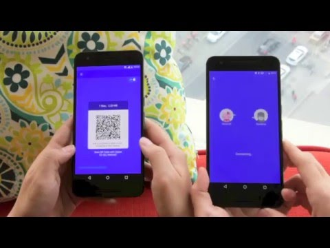 Zapya 4.0 Tutorial: Use The QR Code To Transfer Files