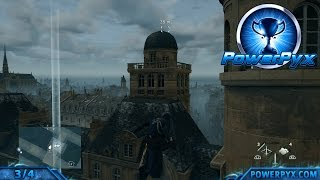 Assassin's Creed Unity - Nostradamus Enigma Solutions - Sagittarius