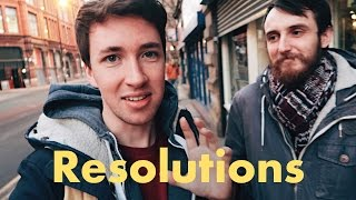 Resolutions // Vlog #20