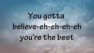 Katy Perry - Believe (lyrics) (DEMO)