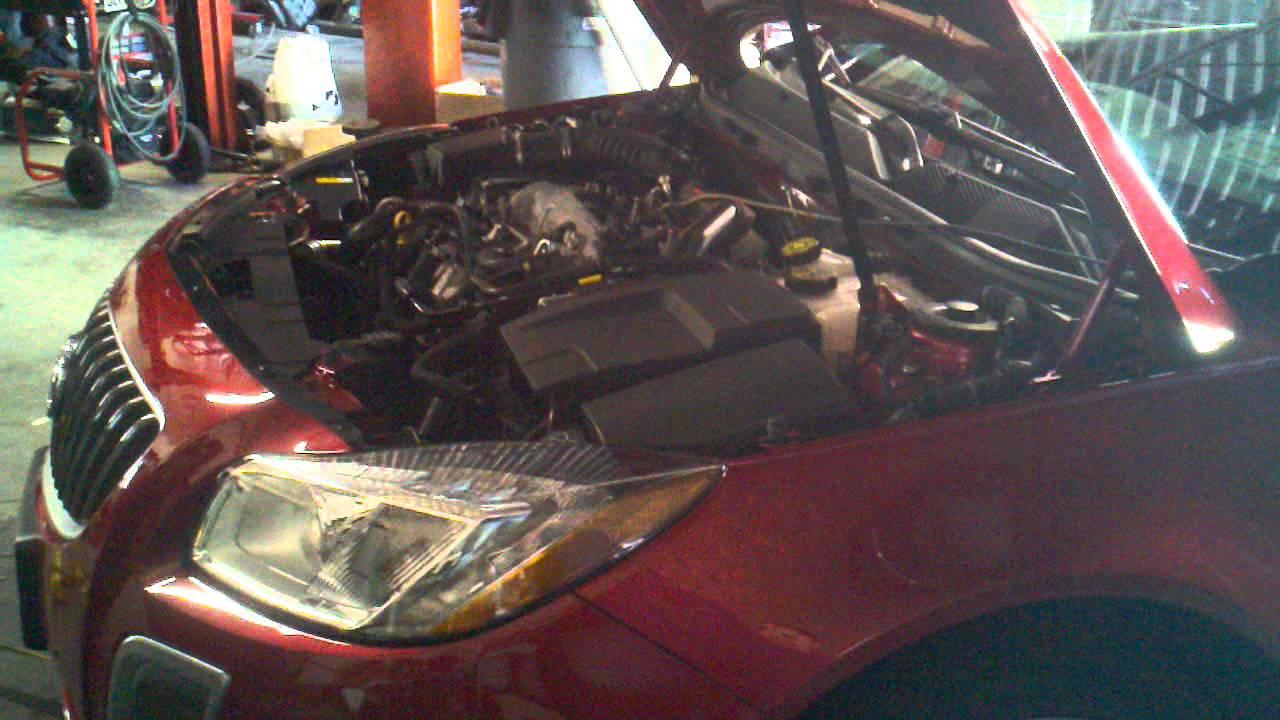 2012 Buick Regal Gs Turbo Dyno W E85 Engine Tune Youtube