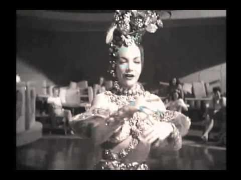 "Copacabana (1947) - Carmen Miranda - ""Tico Tico No Fubá"""
