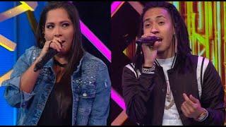 Ozuna hizo dupla con la 'Natti Natasha peruana' para cantar