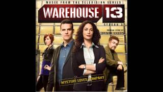 Warehouse Destruction (Full) - Warehouse 13: Season 3 Soundtrack *Unofficial*
