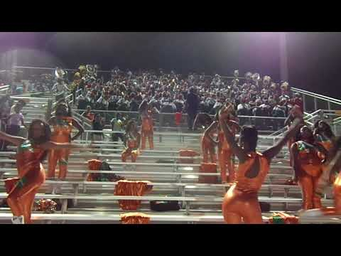 Blanche Ely High School Marching Band 2017-2018 HOME COMING GAME