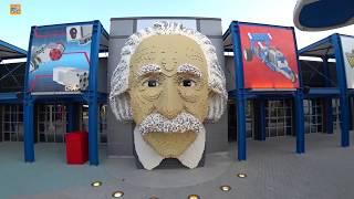 😜 РОБОТЫ из Лего ищем Лего МАЙНКРАФТ в Леголенд Дубай #5 Lego Imagination Изнанка ВЛОГ для детей