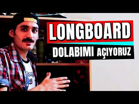 Longboard Dolabımda Neler Var ?