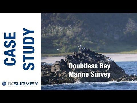 IXBLUE Australia Case Study // Doubtless Bay - New Zealand (Marine Survey)