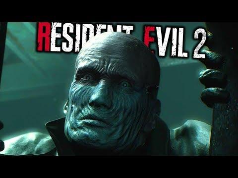 MR X IS ALWAYS WATCHING! | Resident Evil 2 Remake Gameplay - Part 2