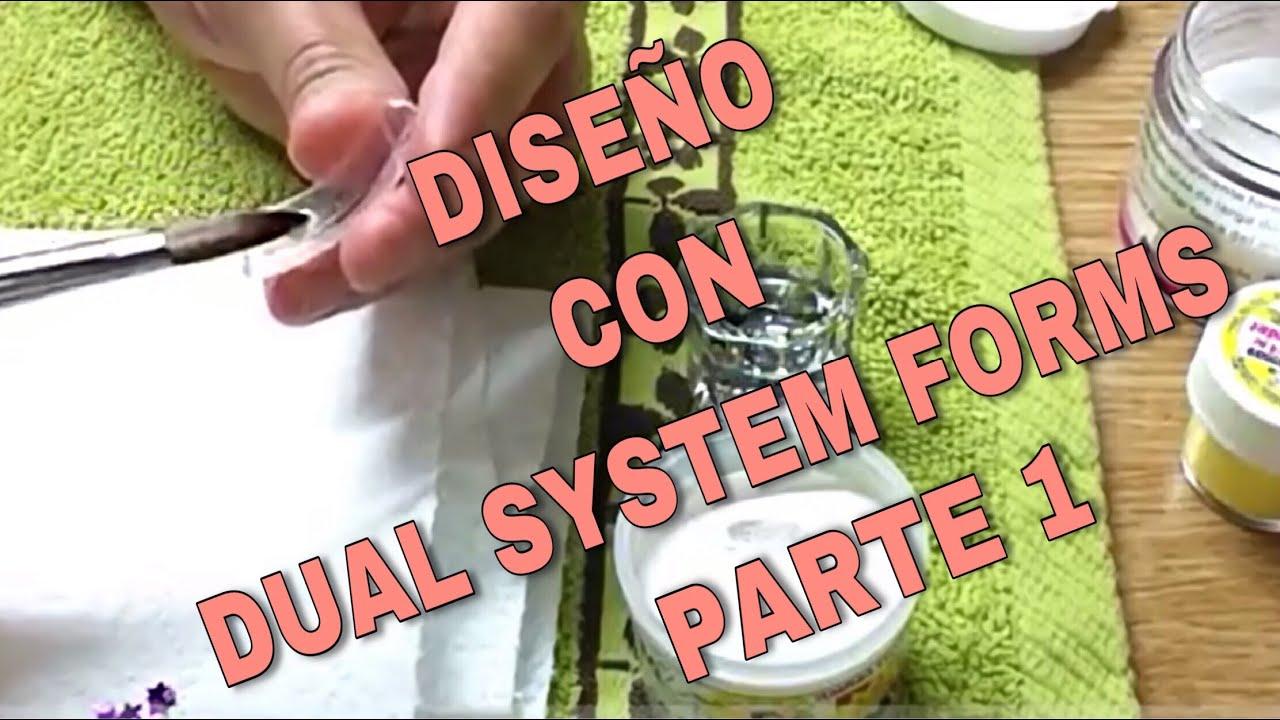 NUEVO DISEÑO CON DUAL SYSTEM FORMS PARTE 1 - YouTube