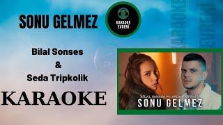 Bilal Sonses & Seda Tripkolic - Sonu Gelmez - Karaoke