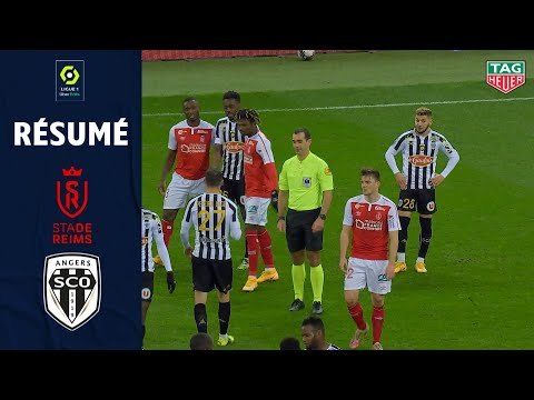 Reims Angers Goals And Highlights