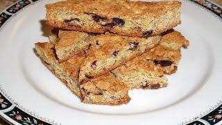 Итальянское печенье Бискотти (печенье Мазурка) - Home made Biscotti
