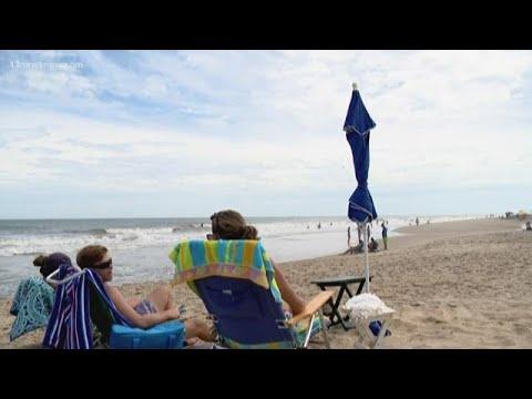 Virginia Beach Prepares For The Effects Of Dorian