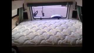 Class B RV - Queen Sized Bed in a Small Class B