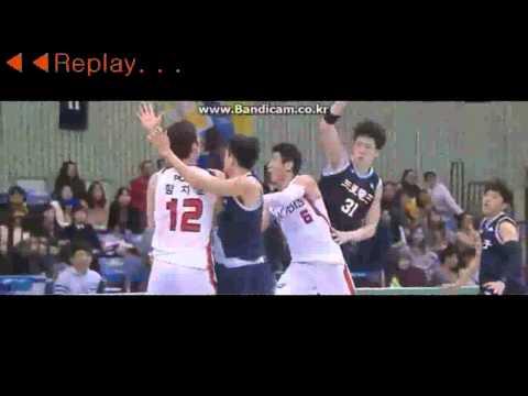 Seoul Samsung Thunders vs Ulsan MOBIS Phoebus