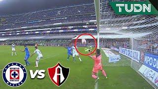 ¡Atajadón de Corona! Se salva La Máquina | Cruz Azul 1 - 1 Atlas | Liga Mx - CL 2020 J1 | TUDN