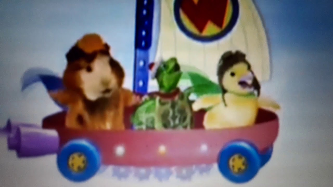 The Wonder Pets Theme Song Forword V4 Youtube