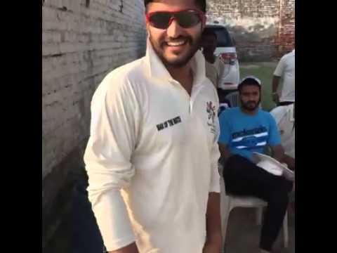 Jassi Gill    Babbal Rai    Hardy Sandhu    Live    Playing Cricket Live Match 13 Sep 2015   