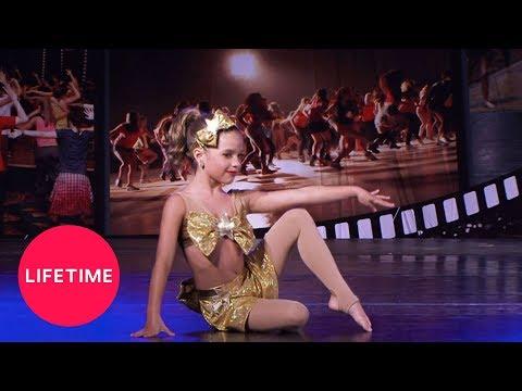 "Dance Moms: Mackenzie's Acro Solo - ""Hollywood"" (Season 2)   Lifetime"
