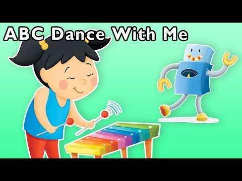 ABC Dance With Me and More | FUN PHONICS RHYME TIME | Baby Songs from Mother Goose Club!