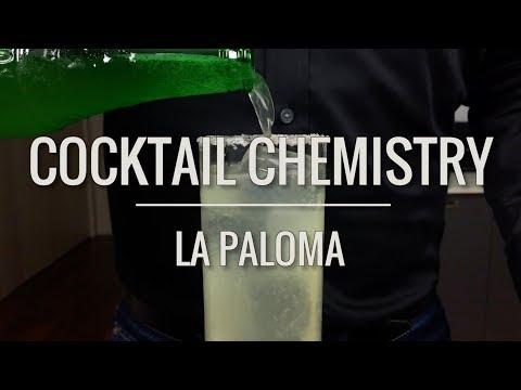 Basic Cocktails - How To Make La Paloma