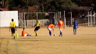 Germiston City Football Club draw weekend match
