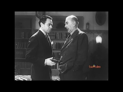 The Black Raven (1943 Crime/Mystery, HD 24p)