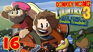 Donkey Kong Country 3 | Let's Play Ep. 16 | Super Beard Bros.