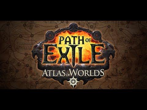 Live Stream -- Path of Exile Level 30 Ranger Finishing Act 3