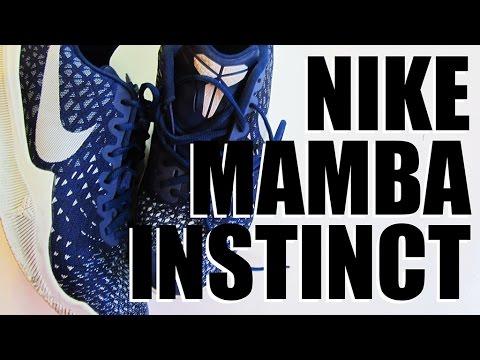 Nike Mamba Instinct PERFORMANCE REVIEW | Analykix