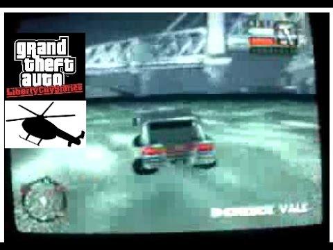 Avoir l'hélicoptère GTA LCS - PS2