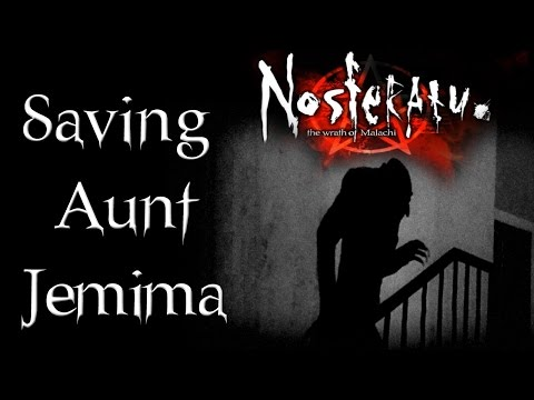 """""""Saving Aunt Jemima"""" - Nosferatu - Let"""