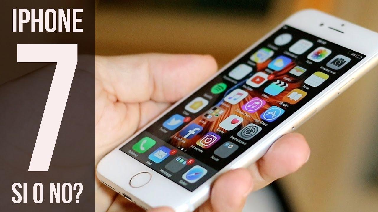 e iphone 7 apple iphone 7 perch 233 sceglierlo e perch 233 no recensione ita