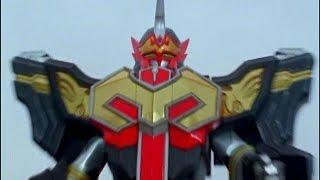 Centaurus Phoenix Megazord First Fight (Power Rangers Mystic Force) - Debut