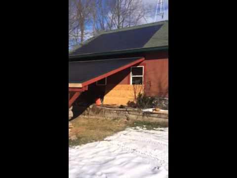 Peel And Stick Solar Panels Youtube