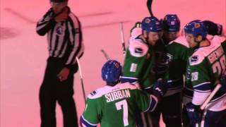 11/07/15 Highlights Providence Bruins vs Utica Comets