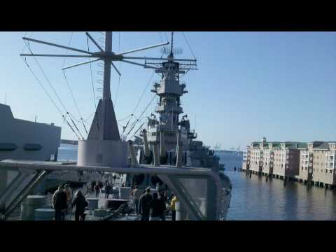 Day Trip to Norfolk, VA 2010